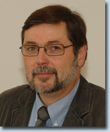 Photo of professor Thomas Pretz
