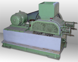 Photo of a flat roller mill