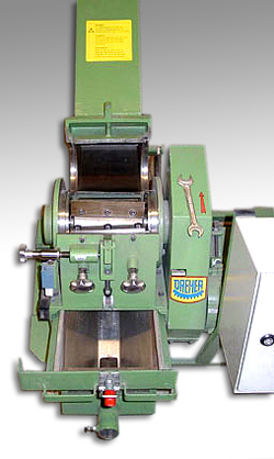 Photo of a smallcutting mill