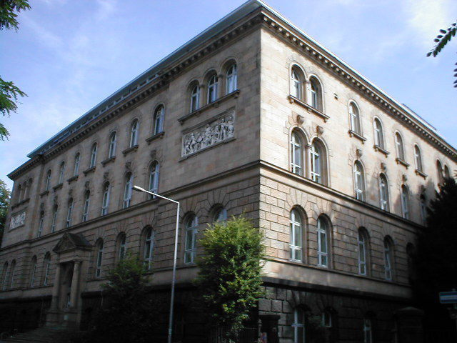 Foto of Bergbau building from outside